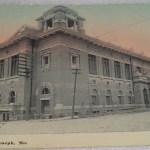 City Auditorium St. Joseph Mo.
