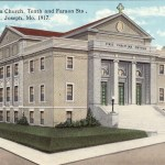 First Christian Church 10th and Faraon Street – St. Joseph Mo. 1917