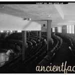 Seating South Side First Balcony Old City Auditorium St. Joseph Mo.