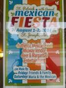Mexican Fiesta St. Joseph Mo 2014