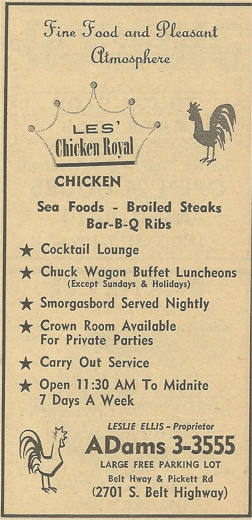 Les Chicken Royale