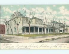 Pre-1907 BENTON CLUB BUILDING  Saint Joseph Missouri MO