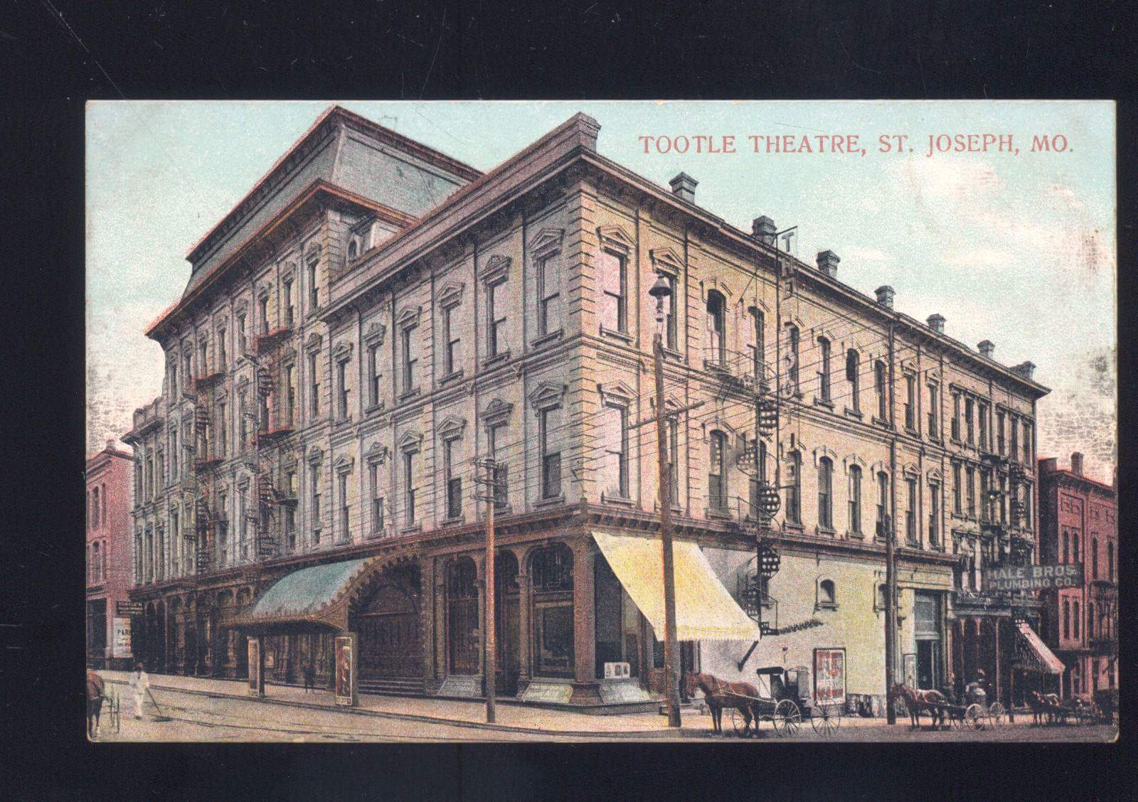 Tootle Theatre St. Joseph Mo