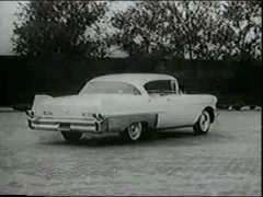 1957 Cadillac  Car Commercial