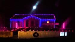 Christmas lights in St. Joseph MO