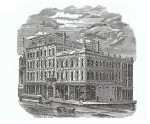 Tootle's Opera House St. Joseph Mo, Part 1