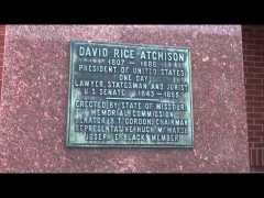 Tales of the Midland Empire: David Rice Atchison – President for a day?