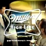 Miller High Life Commercial Demolition of The Robidoux Hotel