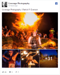 Coverage Photo – Pyro Tribe – June Moonday