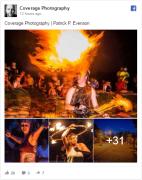 Coverage Photo – Pyro Tribe – June Moonday