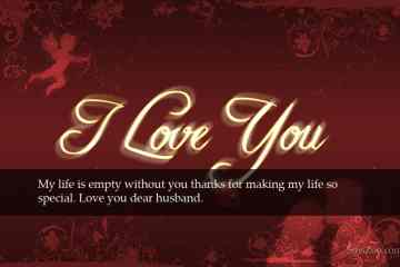 I Love You Text Messages For Her Images