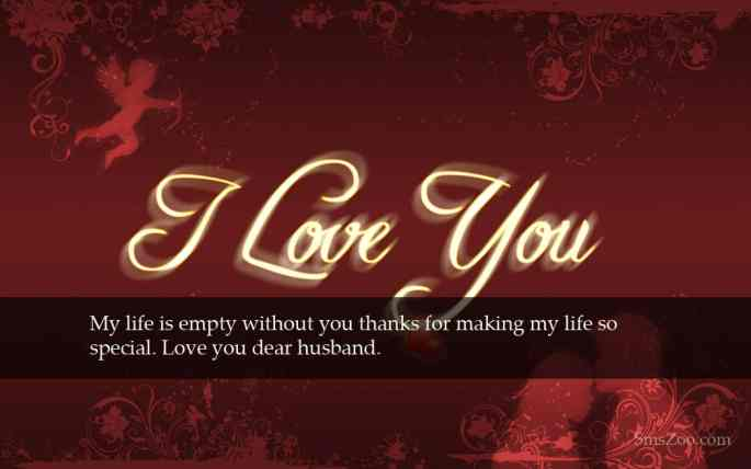 i love you text messages for him and her loving you sms
