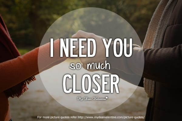 I Love And Need You Images - I Love You so Much Quotes