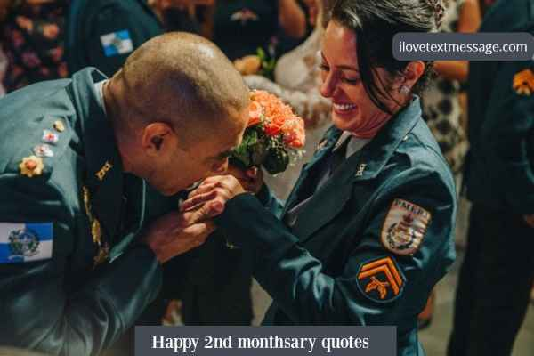 Happy 2nd Monthsary Quotes For Boyfriend And Girlfriend
