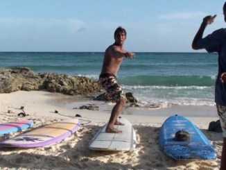 Boosey's Surf School Barbados