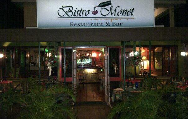 Bistro Monet Barbados