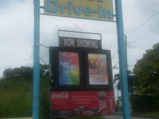 Globe Drive-in Barbados
