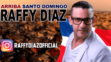 Photo of Raffy Diaz – Arriba Santo Domingo ( 2017)