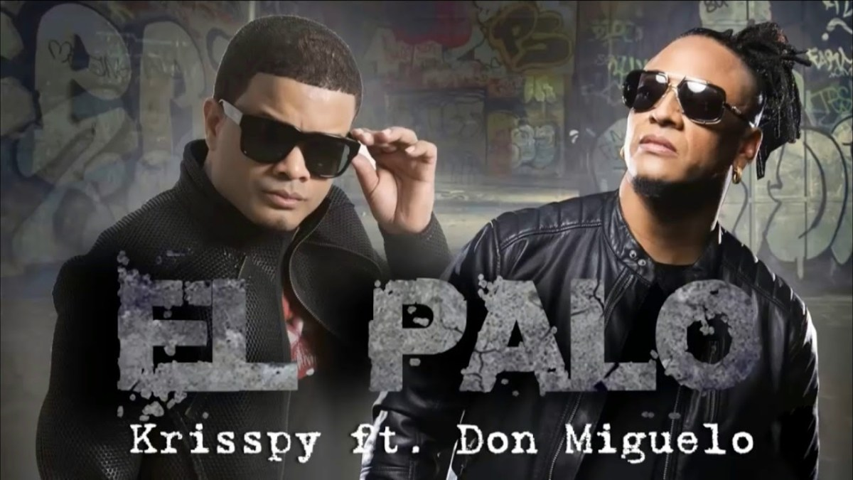 Krisspy Ft. Don Miguelo - El Palo (2018)