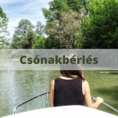 tisza-tó csónakbérlés tisza-tavi csónakbérlők