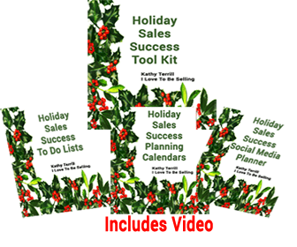 Holiday Sales Success Tool Kit