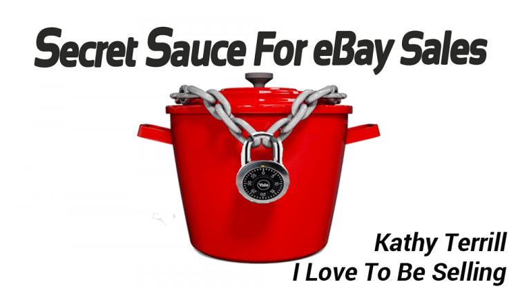 The Secret To Getting Sales On ebay!