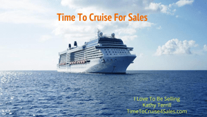 Time To Cruise For Sales