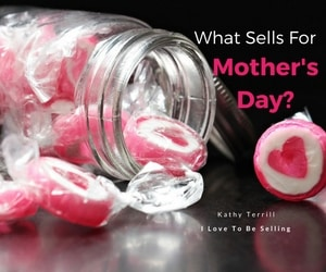 What sells for Mother's Day