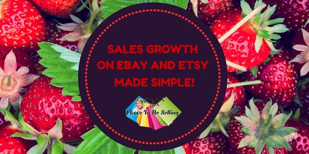 Sales Growth On eBay and Etsy Made Simple!