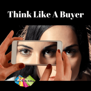 Thinking like your buyer gets you sales on eBay. #SalesTip