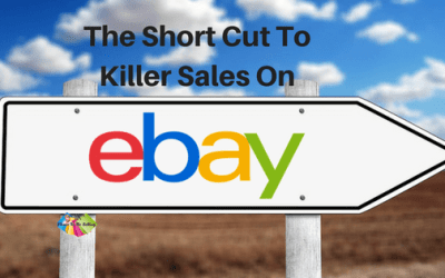 The Short Cut To Killer Sales On eBay!