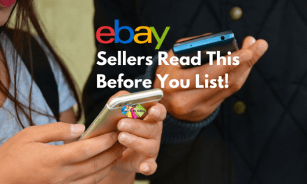 eBay Sellers Read This Before You List!
