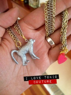 Silver Animals i Love Tokio Couture 4