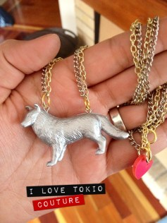 Silver Animals i Love Tokio Couture 8