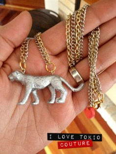 Silver Animals i Love Tokio Couture 2