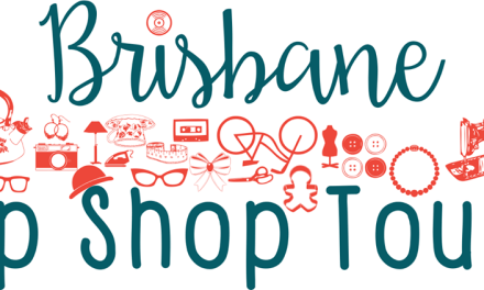 Brisbane Op Shop Tours July Jaunt