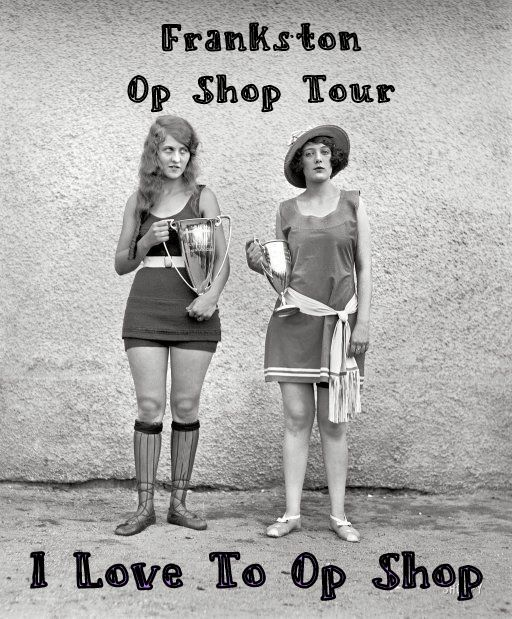 Frankston Op Shop Tour Announcement