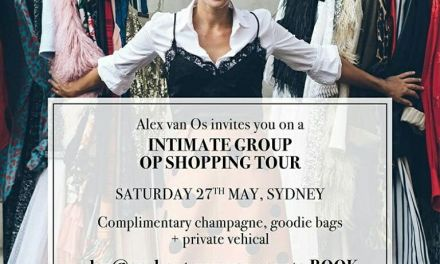 Alex Van Os Op Shop Tour