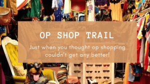 Information on the Op Shop Trail