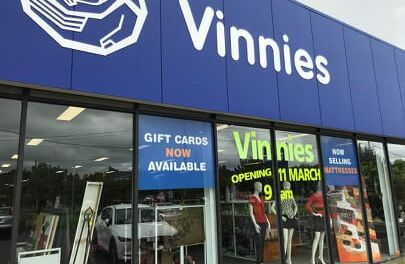 Vinnies Thomastown Opens!