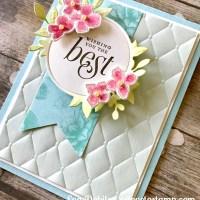 Floral Frames Card