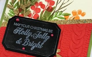 Peaceful Noel Card