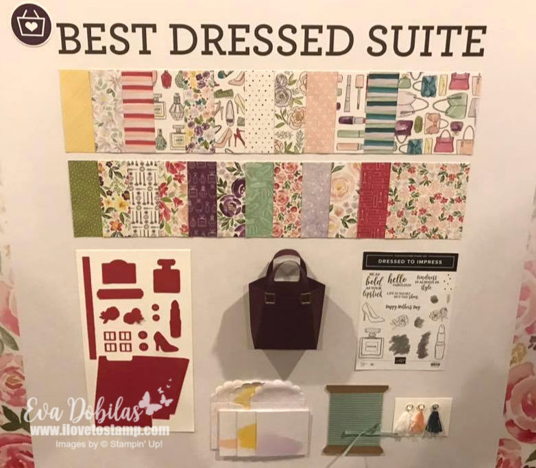 Stampin Up 2019 Onstage Highlights