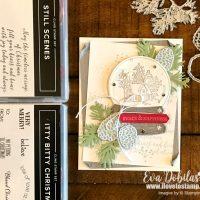 Still Scenes Card for the Ink It! Stamp It! Design Team Blog Hop