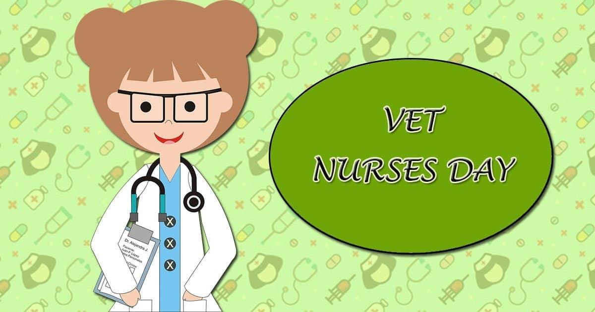 vet nurse day october 13