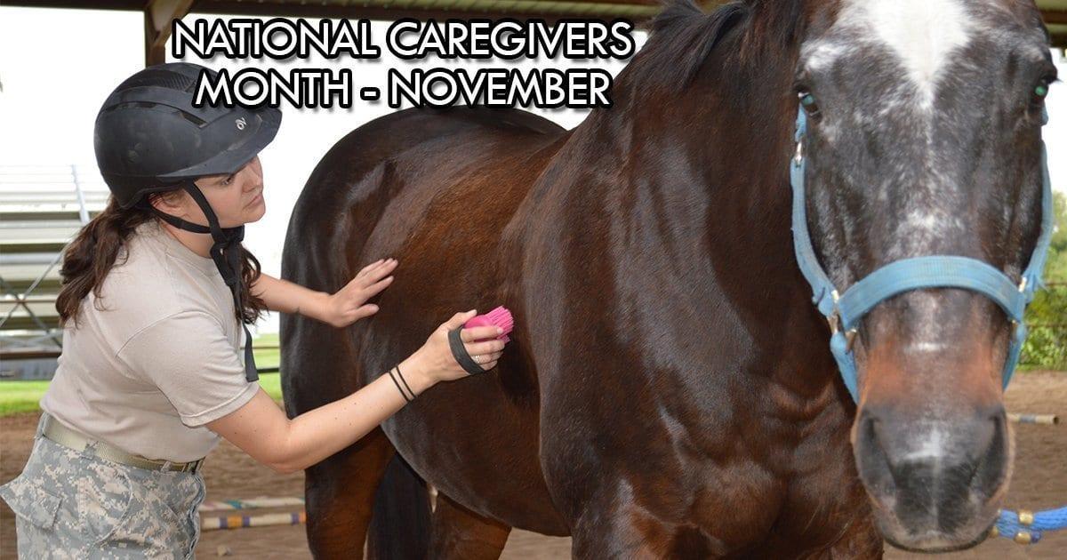 National Caregivers Month- November