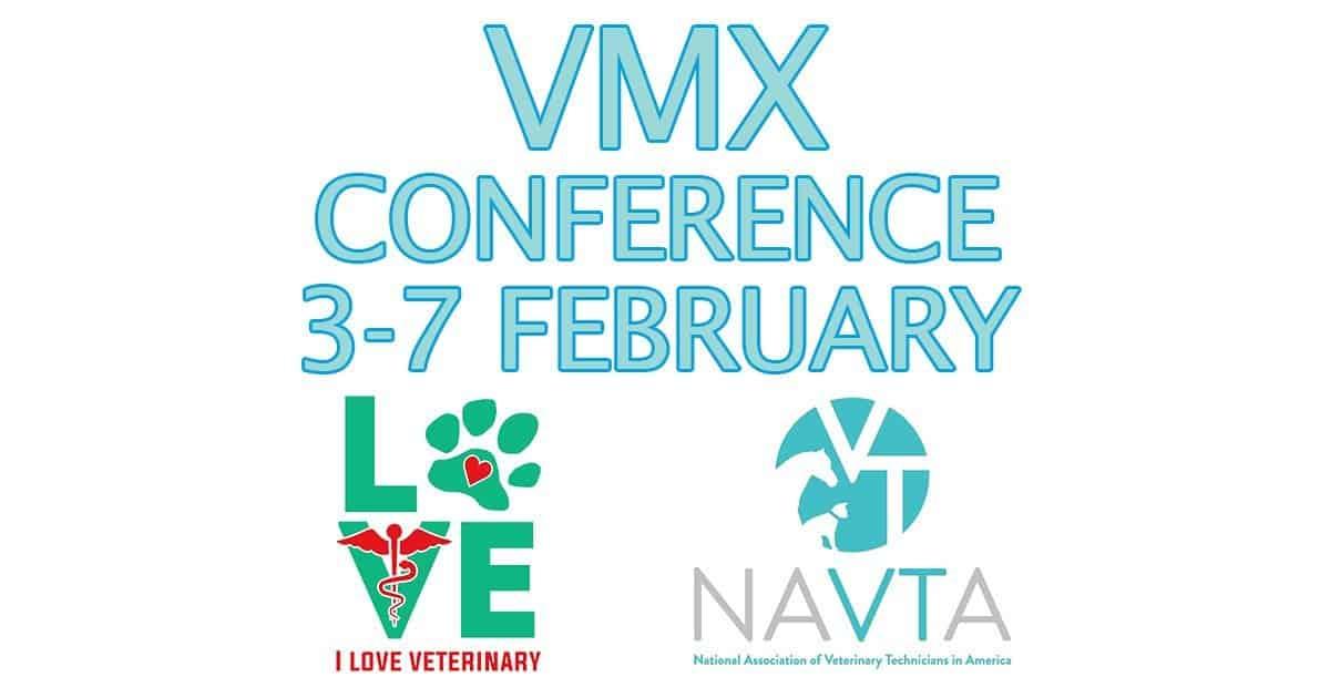 Vmx Conference 3 7 February I Love Veterinary