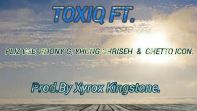 Photo of Toxiq Toxizy ft Pliz Dee, Rhony G, Yhung Chriseh & Ghetto Icon – Devils Levels 4 (prod by xyrox Kingston)