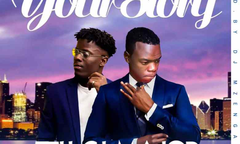 Photo of Teij Cj  Ft. Daev – Your Story  [LYRICS & AUDIO]