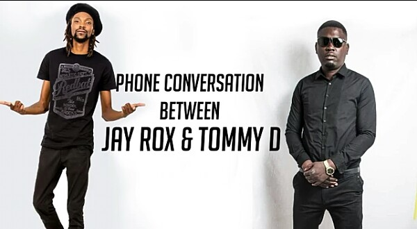 Photo of Tommy Dee Turns Down Jay Rox's Suggestion Of Changing His Verse (Leaked Phone Conversation)